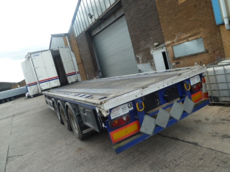 Sliding Canopy Curtainsider