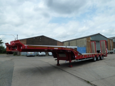 Hingley Trailers Low Loader