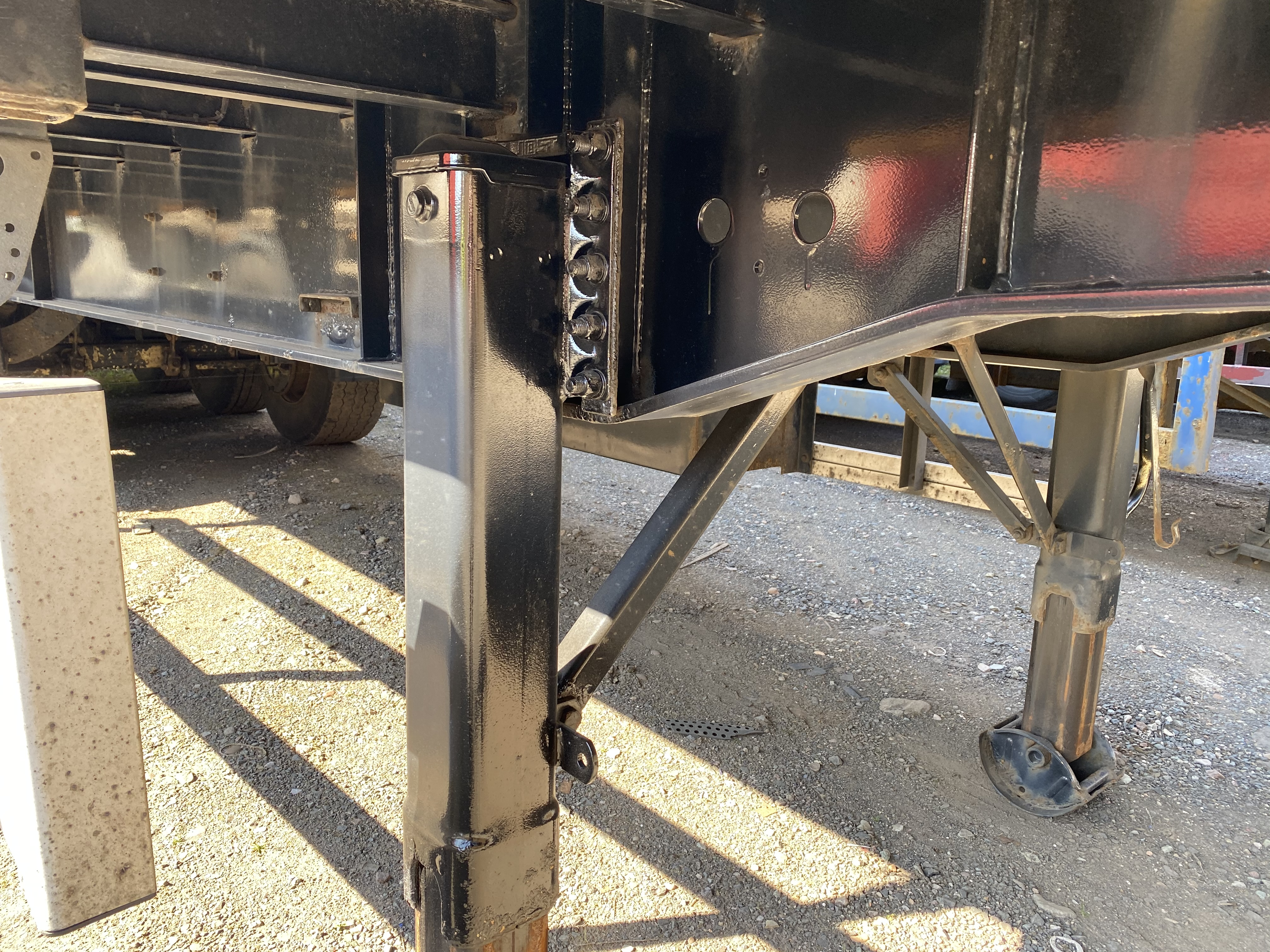 Flat Coil Carrier Trailer