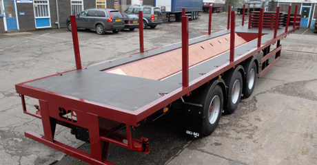 Coil Carrier Trailer and Repairs Image