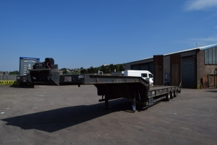 Recovery Low Loader Trailer